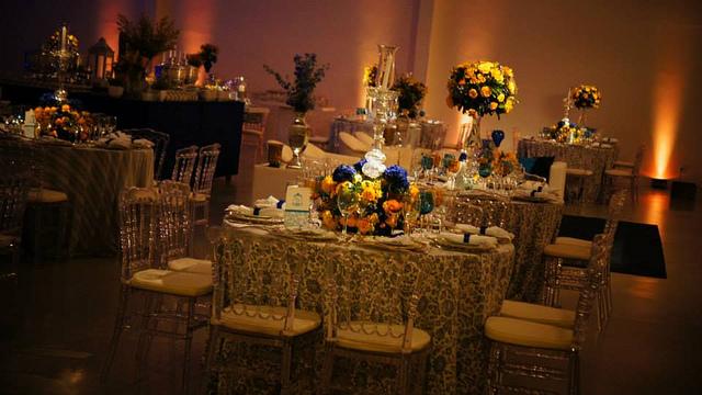 A escolha do local para a festa de casamento é uma das primeiras decisões que devem ser tomadas pelos noivos.