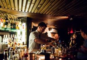 Mixing Bar